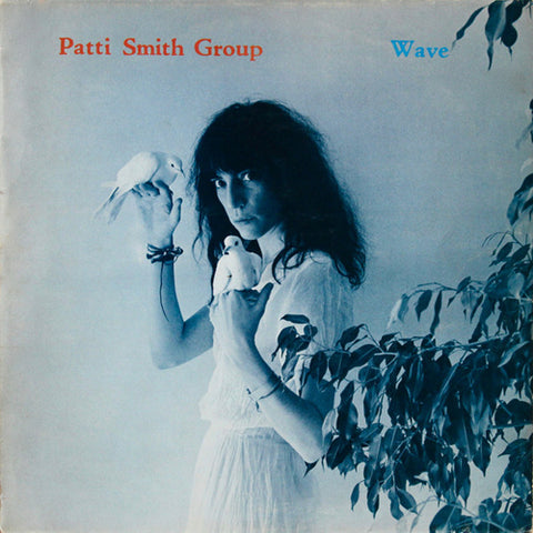 PATTI SMITH 'Wave' LP