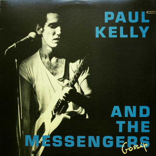 PAUL KELLY & THE MESSENGERS 'Gossip' 2LP