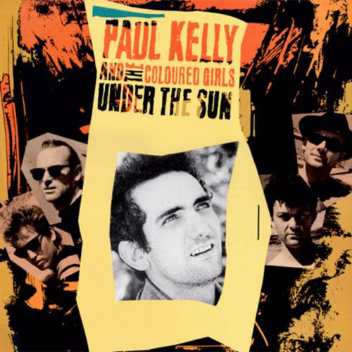 PAUL KELLY & THE COLOURED GIRLS 'Under The Sun' LP