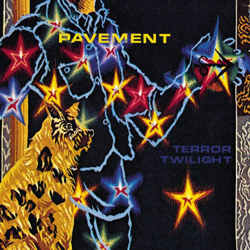 PAVEMENT 'Terror Twilight' LP
