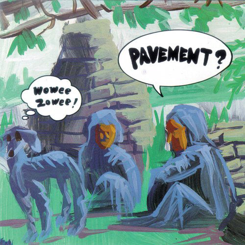 PAVEMENT 'Wowee Zowee' LP