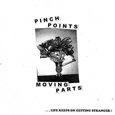 PINCH POINTS 'Moving Parts' LP