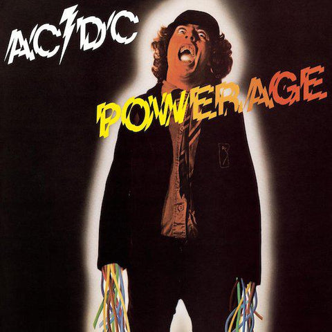 AC/DC 'Powerage' LP
