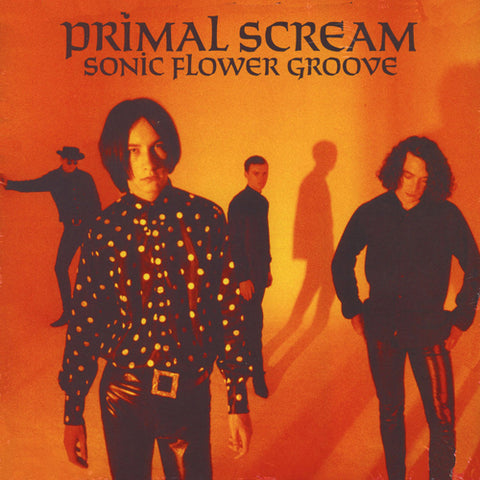 PRIMAL SCREAM 'Sonic Flower Groove' LP