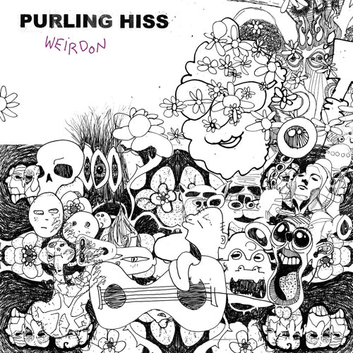 PURLING HISS 'Weirdon' LP