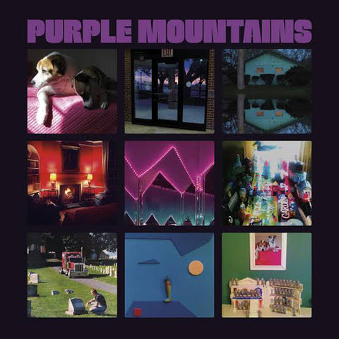 PURPLE MOUNTAINS 'Purple Mountains' LP