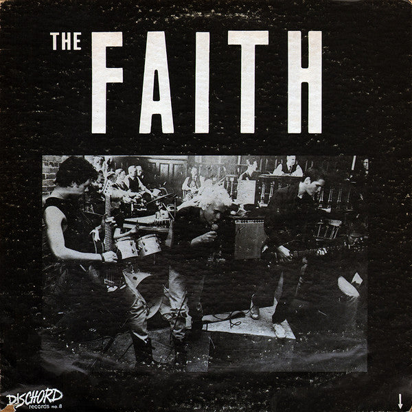 THE FAITH 'Side A' LP