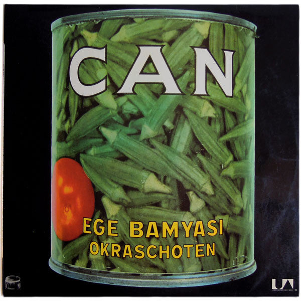CAN 'Ege Bamyasi' LP
