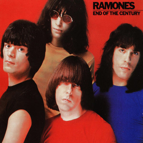 RAMONES 'End Of The Century' LP