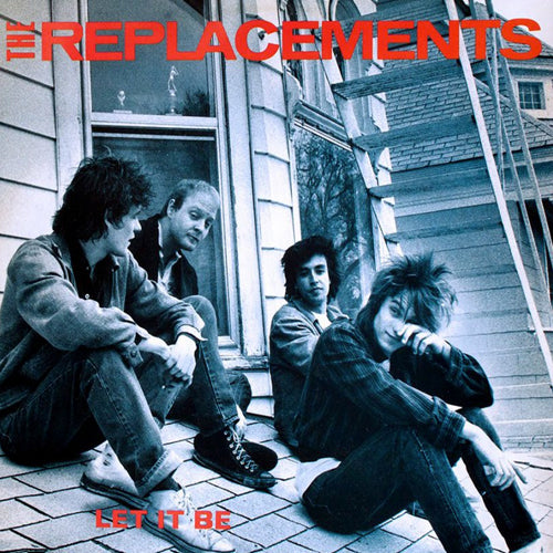 THE REPLACEMENTS 'Let It Be' LP