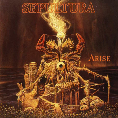 SEPULTURA 'Arise' LP