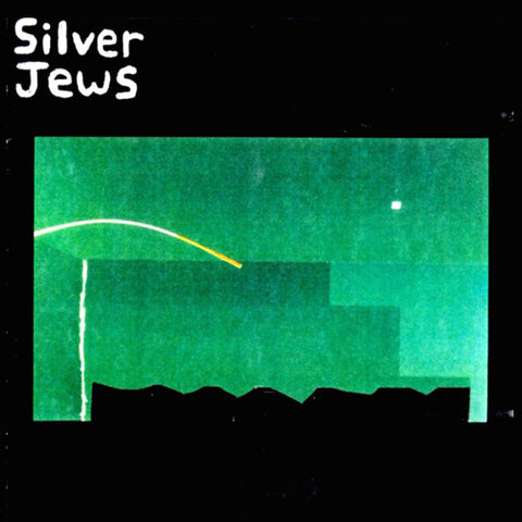 SILVER JEWS 'The Natural Bridge' LP
