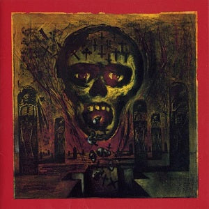SLAYER 'Seasons Of The Abyss' LP