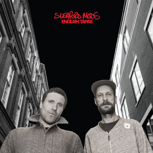 SLEAFORD MODS 'English Tapas' LP