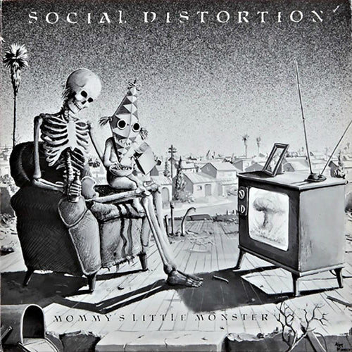 SOCIAL DISTORTION 'Mommy's Little Monsters' LP