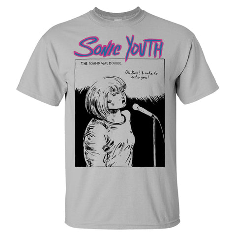 SONIC YOUTH 'Echo' T-Shirt