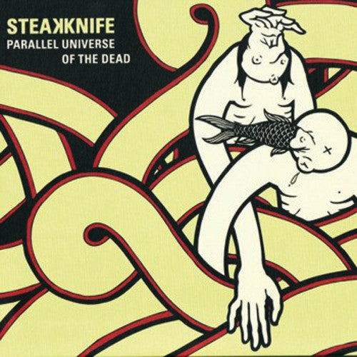 STEAKKNIFE 'Parallel Universe Of The Dead' CD