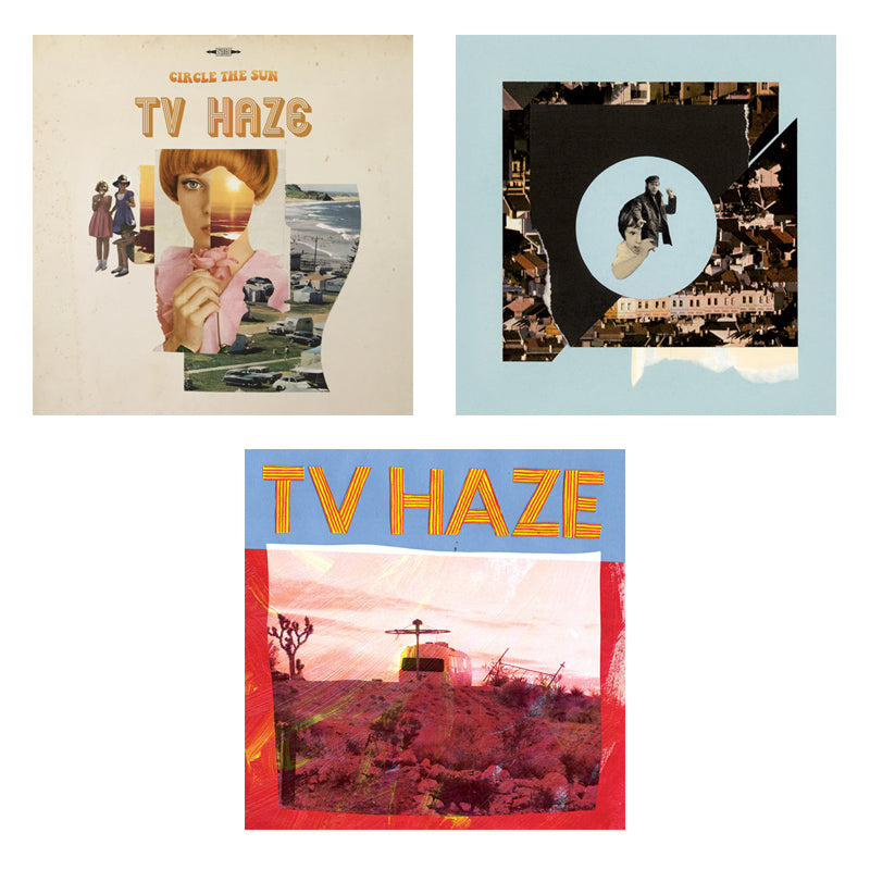 TV HAZE Vinyl Bundle