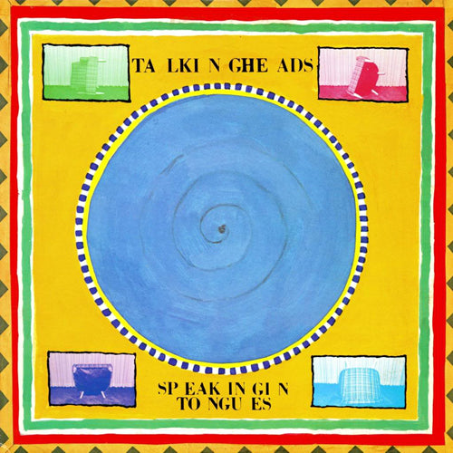 TALKING HEADS 'Speaking In Tongues' LP