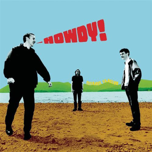 TEENAGE FANCLUB 'Howdy!' LP