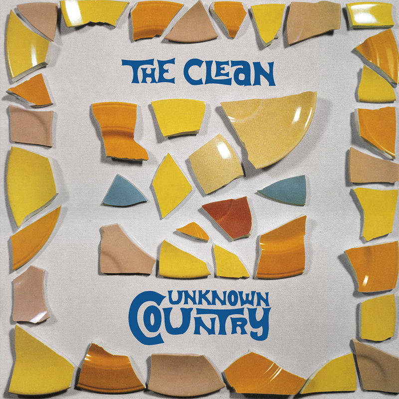 THE CLEAN 'Unknown Country' LP