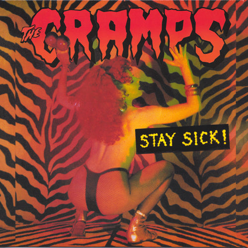 THE CRAMPS 'Stay Sick' LP