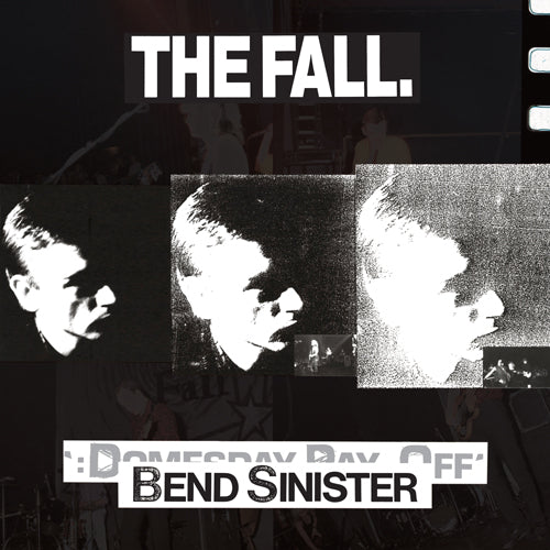 THE FALL 'Bend Sinister' 2LP