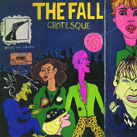 THE FALL 'Grotesque (After The Gramme)' LP