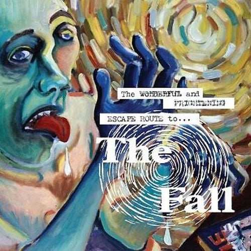 THE FALL 'The Wonderful & Frightening Escape Route To' LP