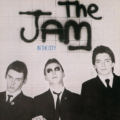 THE JAM 'In The City' LP