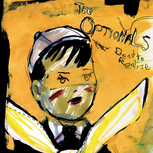 THE OPTIONALS 'Dead To Realise' CD