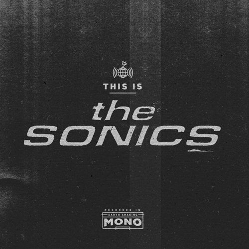 THE SONICS 'This Is The Sonics' LP