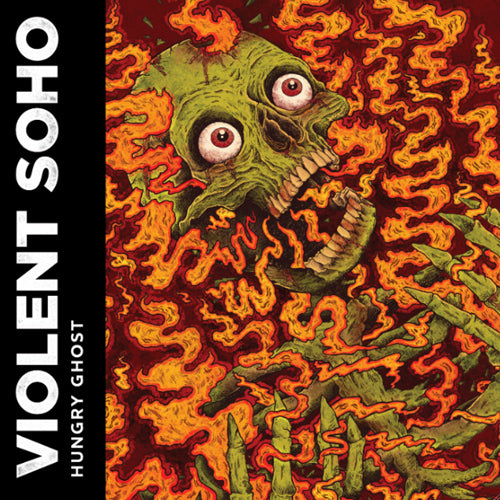 VIOLENT SOHO 'Hungry Ghost' LP