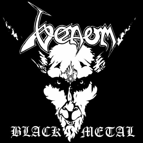 VENOM 'Black Metal' 2LP