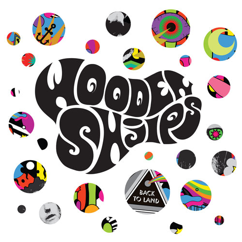 WOODEN SHJIPS 'Back To Land' LP