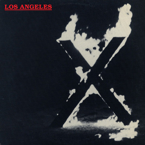 X 'Los Angeles' LP