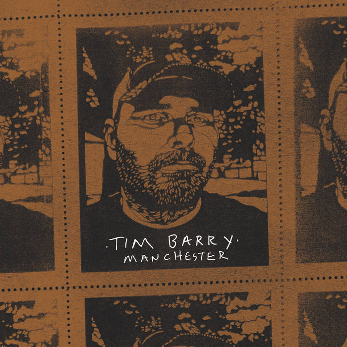 TIM BARRY 'Manchester' LP