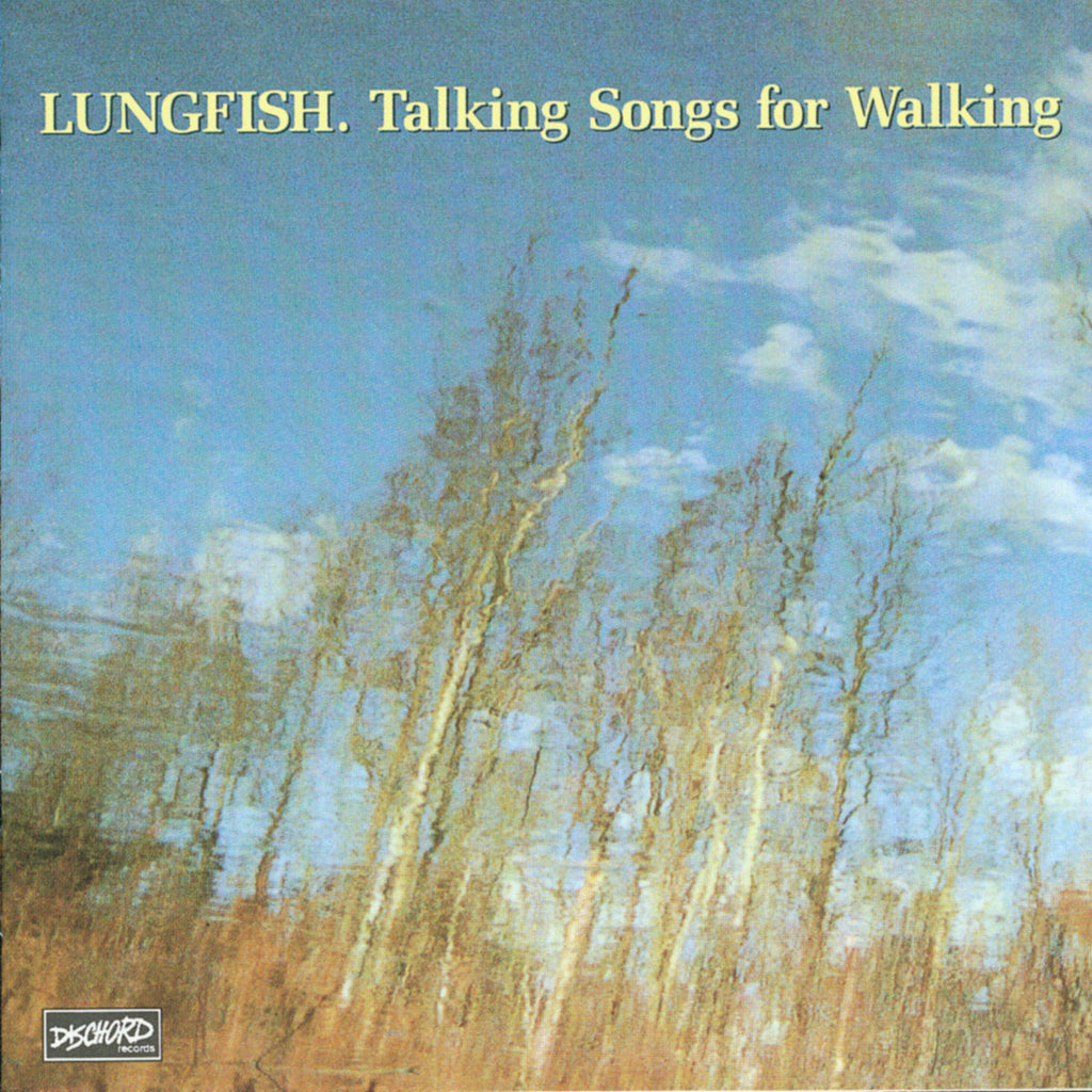 LUNGFISH 'Talking Songs For Walking' LP