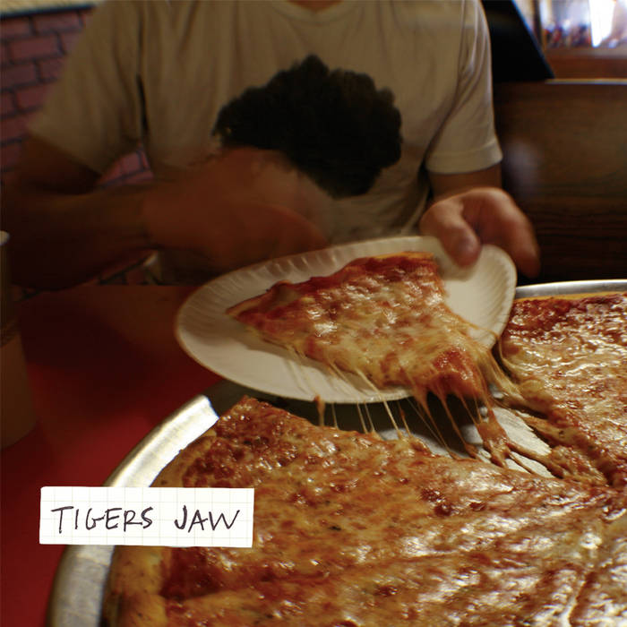 TIGERS JAW 'Tigers Jaw' LP
