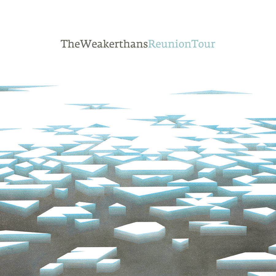 THE WEAKERTHANS 'Reunion Tour' LP