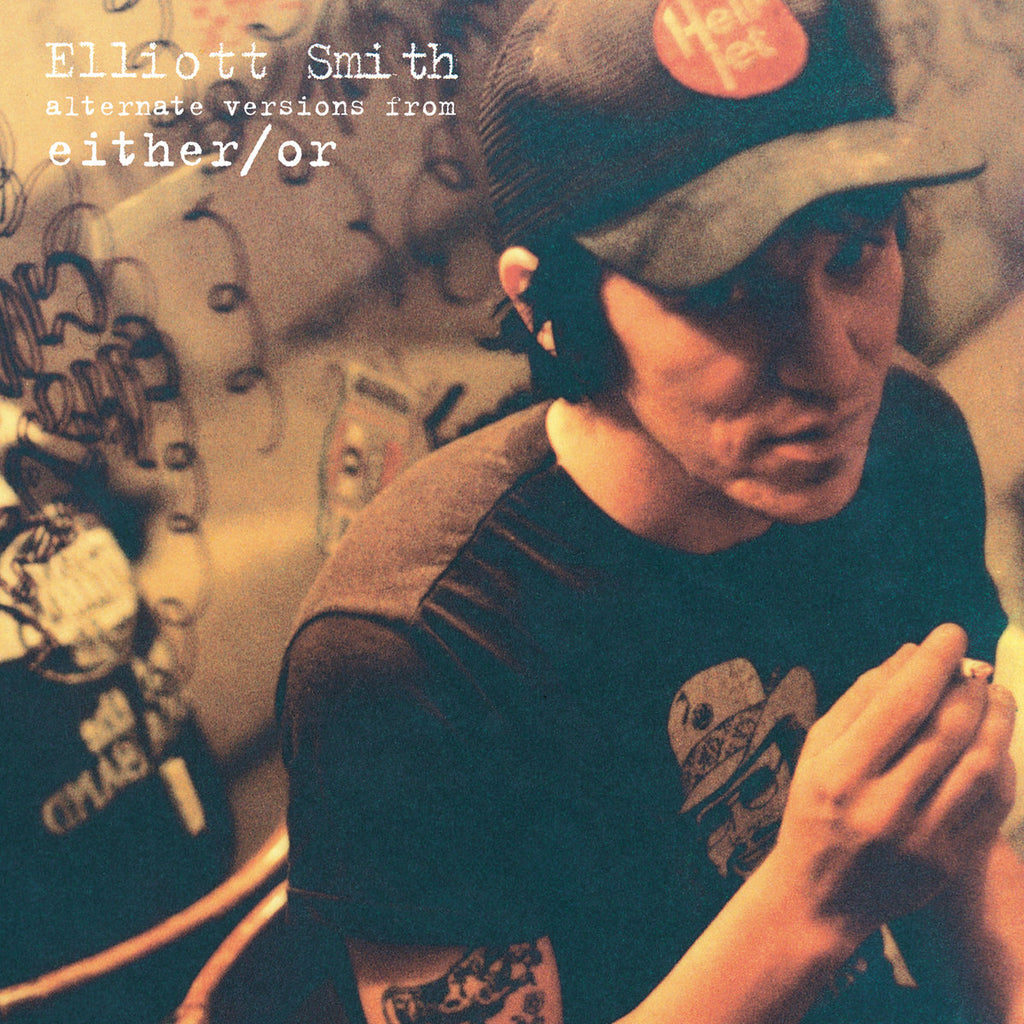 ELLIOT SMITH 'Either/Or' LP