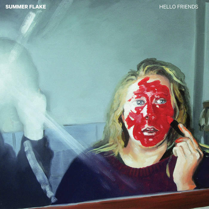 SUMMER FLAKE 'Hello Friends' LP