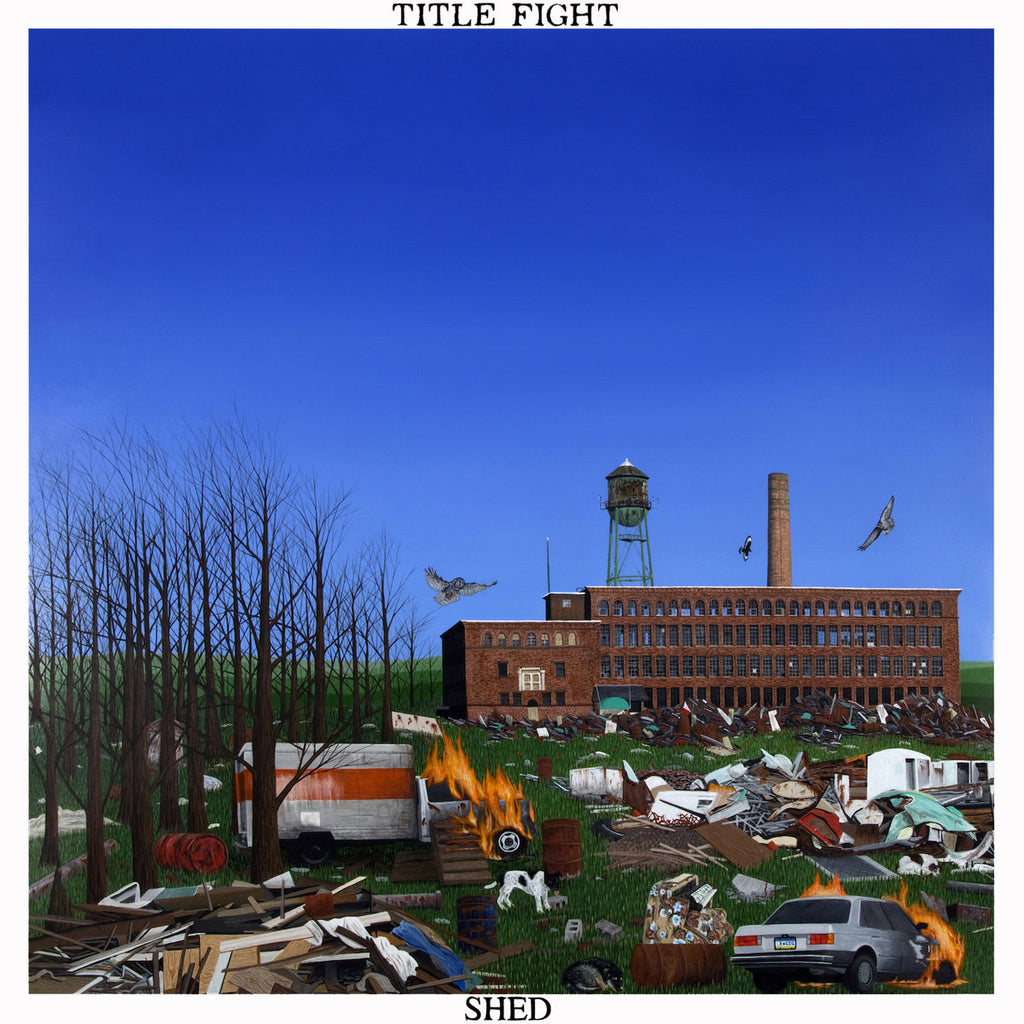 TITLE FIGHT 'Shed' LP