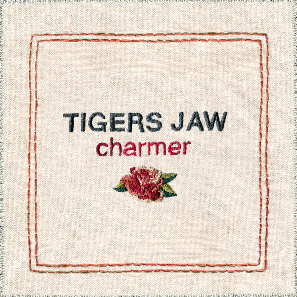 TIGERS JAW 'Charmer' LP