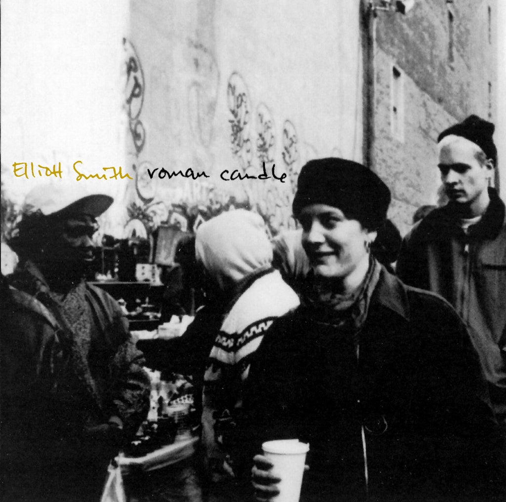 ELLIOT SMITH 'Roman Candle' LP
