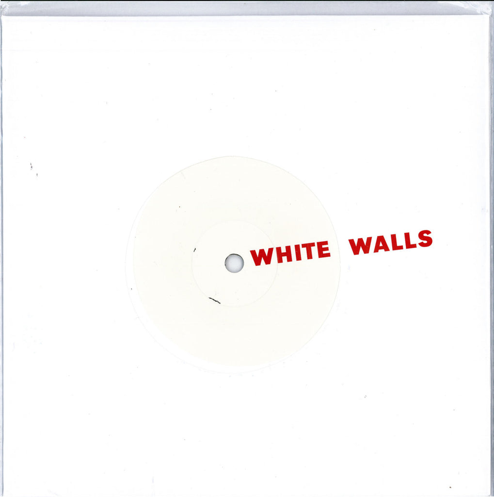 WHITE WALLS 'Summit b/w Temporary Fix' 7""