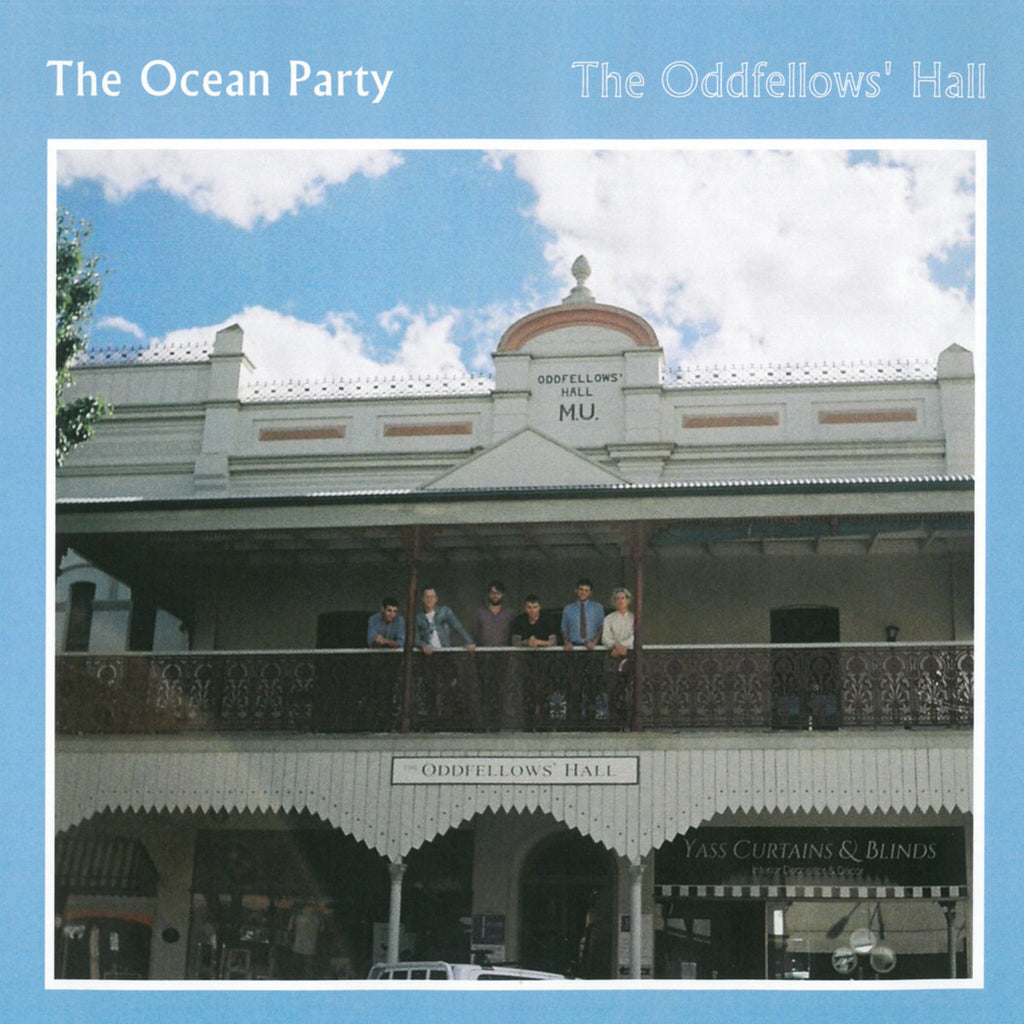 THE OCEAN PARTY 'The Oddfellows' Hall' LP