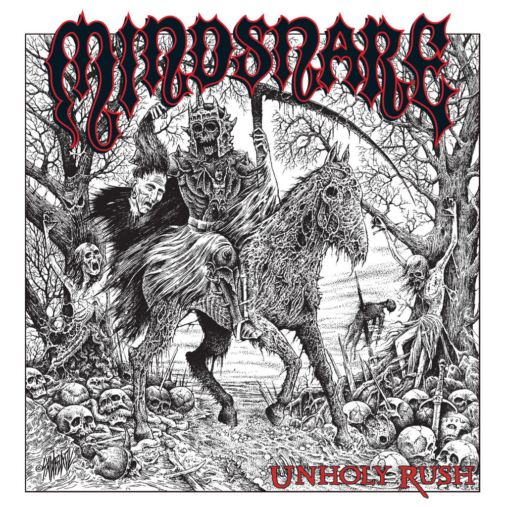 MINDSNARE 'Unholy Rush' LP