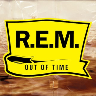 R.E.M 'Out Of Time' LP