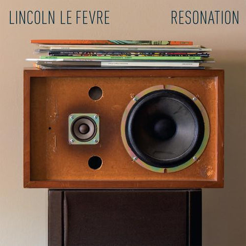 LINCOLN LE FEVRE 'Resonation' CD